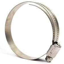 """Stainless Steel Lined Hose Clamp 3-3/4"""" Max Diameter 10/Box IDEAL 5352"""