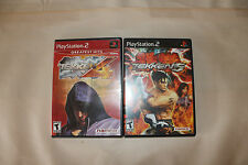 Tekken Lot 4 & 5 Sony PlayStation 2 PS2