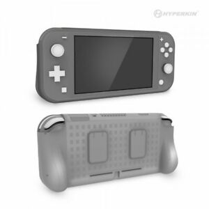 Protective Grip Case for Nintendo Switch Lite - Grey