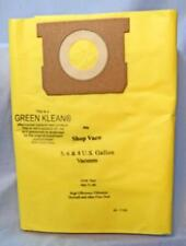 Shop Vac High Efficiency Filter Bags 5 6 8 Gallon 90671 ShopVac 2 pk   Fast Ship