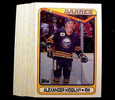 1990-91 Topps Alexander Mogilny (RC) ~20 Card Lot~ Nice Rookie Cards Future HOF?