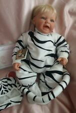 Lee Middleton Doll White Tiger