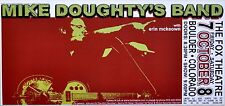 Mike Doughty's Band Concert Poster