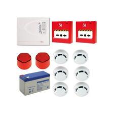 ESP Fireline 2 Zone Conventional Fire Alarm Kit FLK2P