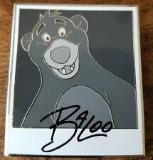 Disney Characters and Cameras Mystery Collection Baloo CHASER Pin LE 250