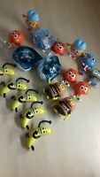 McDonalds Happy Meal Gumball Toys Joblot of 18