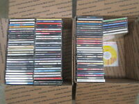 97 CDs from CD collection Rock Metal Punk Thrash Grind Indie