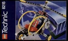Lego Technic Set # 8215 Gyro Copter Incomplete