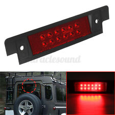 LED High Mounted Stop 3rd Brake Light For Land Rover Defender 90 110 Discovery