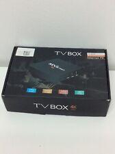 4k UCD TV Box Multimedia Gateway Internet TV New in Box Unused