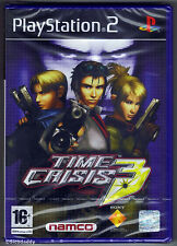 Time Crisis 3 (ps2) Very Good Playstation2 PlayStation 2 Video Games