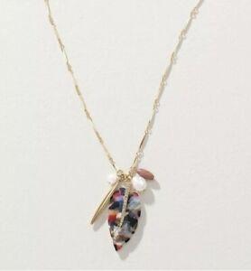 stella and dot necklace esmerelda