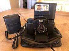 Kleinbildkamera analog Minox 35 GL mit Blitz FC35 24mm/36mm