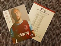 West Ham v Newcastle United 20/21 PREMIER LEAGUE FIRST MATCH 12/9/2020!