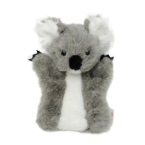 Dinki Di Koala Hand Puppet Plush Soft Stuffed Toy Washed and Clean 26cm