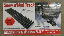 Mr. Emergency Snow Mud Tracks Portable Winter Rescue
