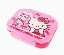 Sanrio Hello Kitty Checkered Lunch Container