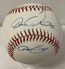 Carlos Gonzalez Signed Official MLB Baseball Beckett BAS Auto F96340 Rockies
