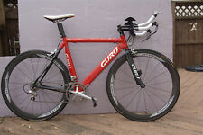 Guru Trilite, 55 cm, Dura Ace 7700 group, Reynolds DV Carbon tubular Wheels