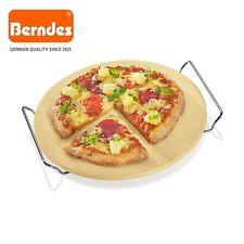 Berndes Pizzastein Brotbackstein 33x34cm Grillstein Grillen Pizzabackstein Stone