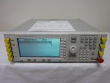 Agilent Hp E4438c 250 Khz To 4 Ghz Esg Vector Signal Generator Calibrated