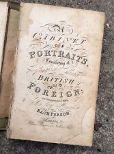 Leather Original 1800-1849 Antiquarian & Collectable Books