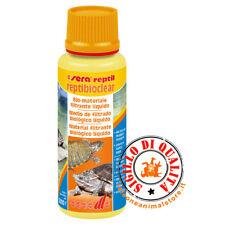 Sera Reptibioclear Bio filtrante liquido 100 ml.