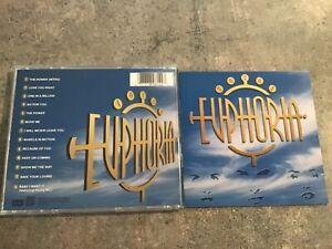 Euphoria - Total Euphoria - CD Free Post