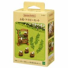 Epoch Calico Critters Sylvanian Families FLOWERS IVY SET  Japan Import Free ship