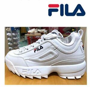 FILA Disruptor II,2 Fashion Sneakers For Unisex Athletic Shoes FS1HTA1071X