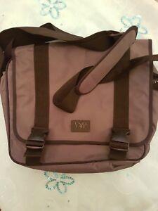 New* Playboy mens/womens grey shoulder bag ☆ 100% Genuine☆