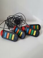 PS2 PlayStation 2 Wired Buzz Controllers X 4