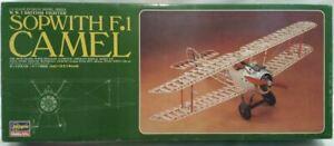 Hasegawa 1/8 Sopwith F.1 Camel  Files LOOK
