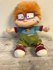 2001 Nickelodeon Rugrats Chuckie Finster Plush