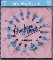 AKB48 - Gingham Check ギンガムチェック - CD - BRAND NEW / SEALED