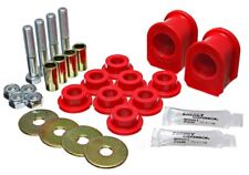 Energy Suspension for 05-07 Ford for Mustang Red Rear Sway Bar for Frame Bushing