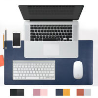 Extended Gaming Mouse Pad Computer Keyboard Anti-slip Mousepad Office Desk Mat