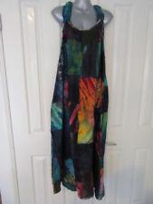 Boho Regular Size Sleeveless Dresses for Women