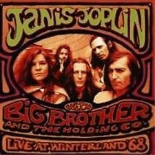 JANIS JOPLIN  - LIVE AT WINTERLAND 68  (CD)  14 TRACKS ROCK & POP  NEW+