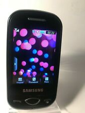 Samsung Corby Plus GT B3410 - Black (Unlocked) Mobile Phone Qwerty
