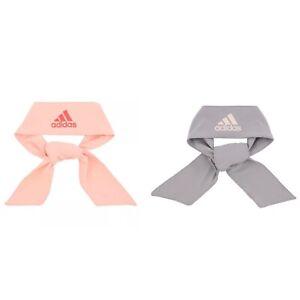 NWT Women's Adidas Alphaskin Tie Headband