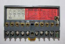 Sockel Schlüter Regelelektronik RGE 20-2/70 Aufladeregler ElektroFußbodenheizung