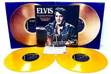 Elvis Commemorative Double Album Limited Edition 1973 RCA Records