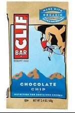 CLIF BAR Chocolate Chip - 2.4 Ounce Protein Bar *40 Count* Energy