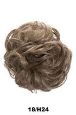 Extensions cheveux synthétiques brun sans marque pour femme