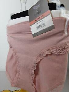Ladies Secret Treasures package of 3 nylon string bikini Size XS - NIP