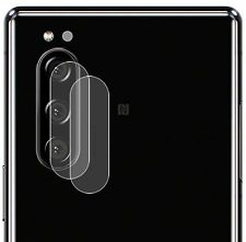For Sony Xperia 5 II Camera Lens Tempered Glass Protector