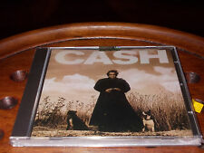 Johnny Cash  American Recordings Cd ..... Nuovo