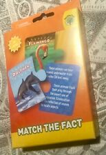 National Geographic Match the Fact Flashcards