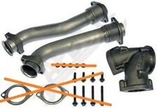 APDTY 780116 Crossover Turbo Up-Pipe Set Ford 7.3L Diesel